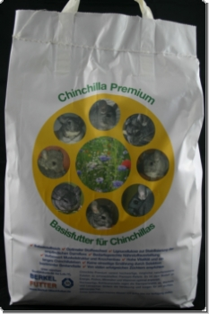 Chinchillafutter